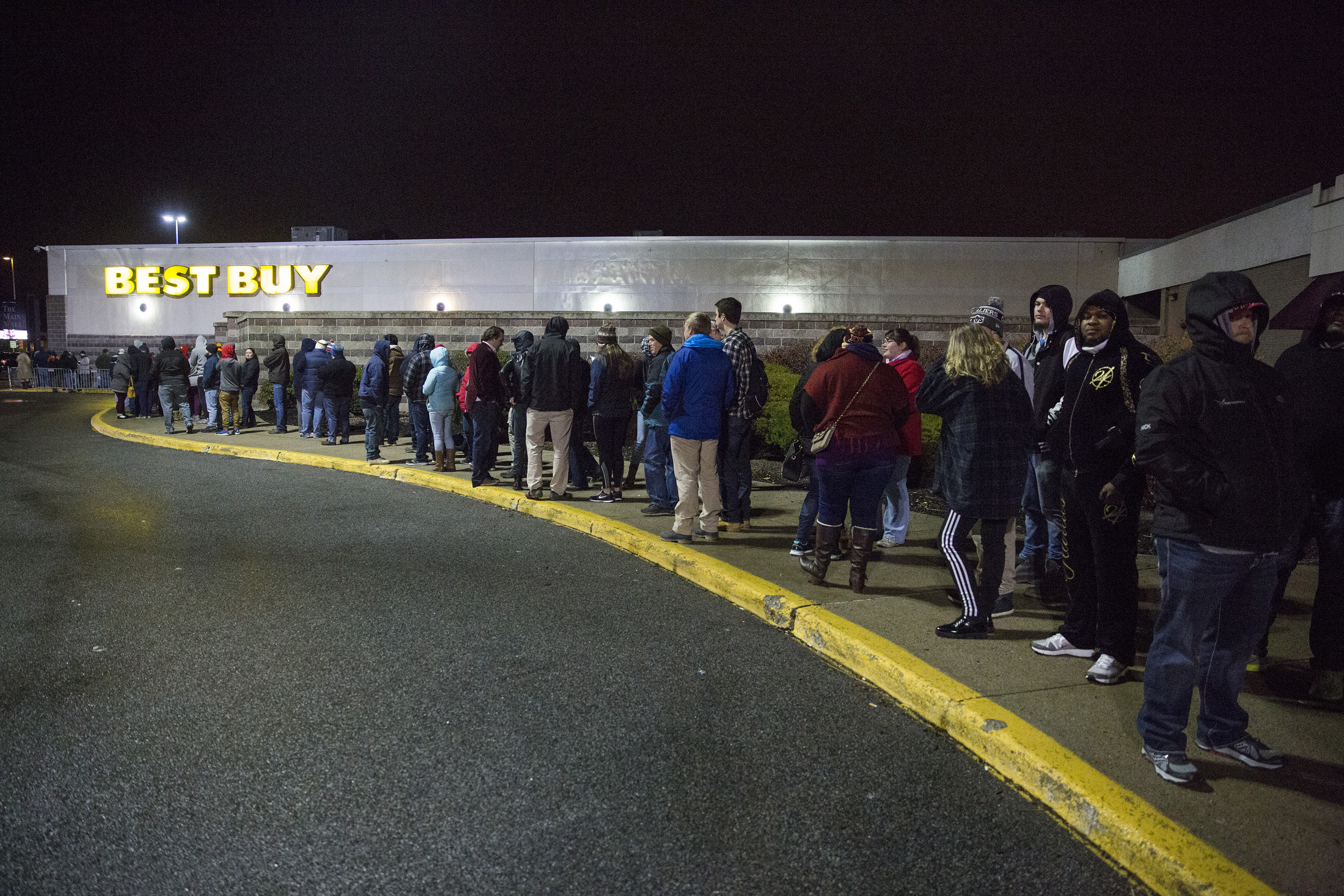 Line Sitters Will Wait In Line For You On Black Friday Money