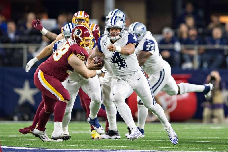 Dak Prescott will lead the Dallas Cowboys against their division rival Washington Redskins on Thanksgiving Day 2018.