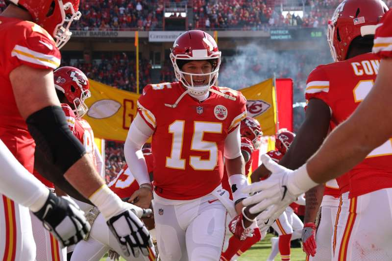 How To Watch Chiefs Vs Rams Online Free Monday Live Stream Money