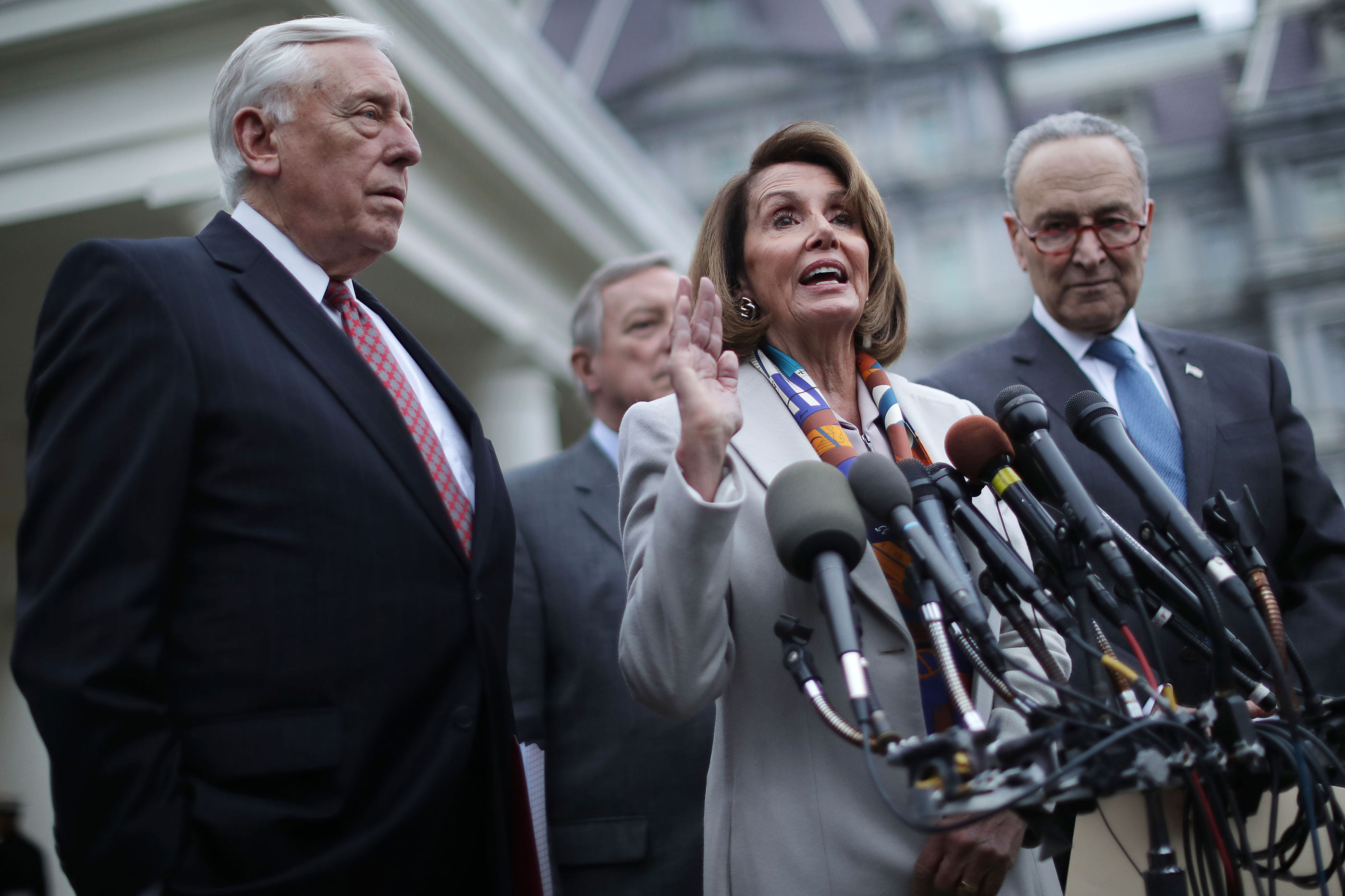Nancy Pelosi Is Getting a Big Raise as the New Speaker of the House