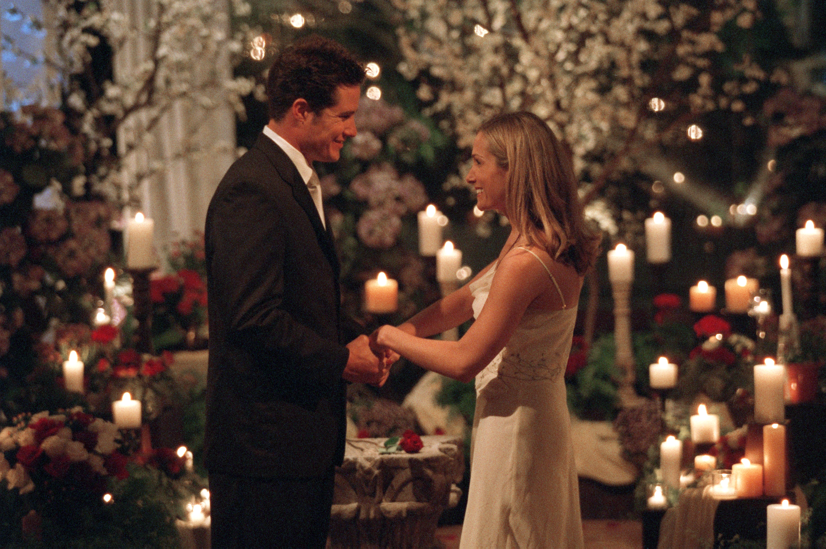 """THE BACHELOR - """"Episode 308"""" - After the two final ladies, Jen and Kirsten, have the chance to meet Andrew's family, and he goes shopping for an expensive piece of jewelry, the time comes for Andrew to make the final difficult decision. Which woman has captured his heart? Will he propose? Will she accept? How will he break the news to the woman he has not chosen? Will she be heartbroken? All will be revealed during the gripping two-hour conclusion of """"The Bachelor,"""" SUNDAY, MAY 18 (9:00-11:00 p.m., ET), on the ABC Television Network."""