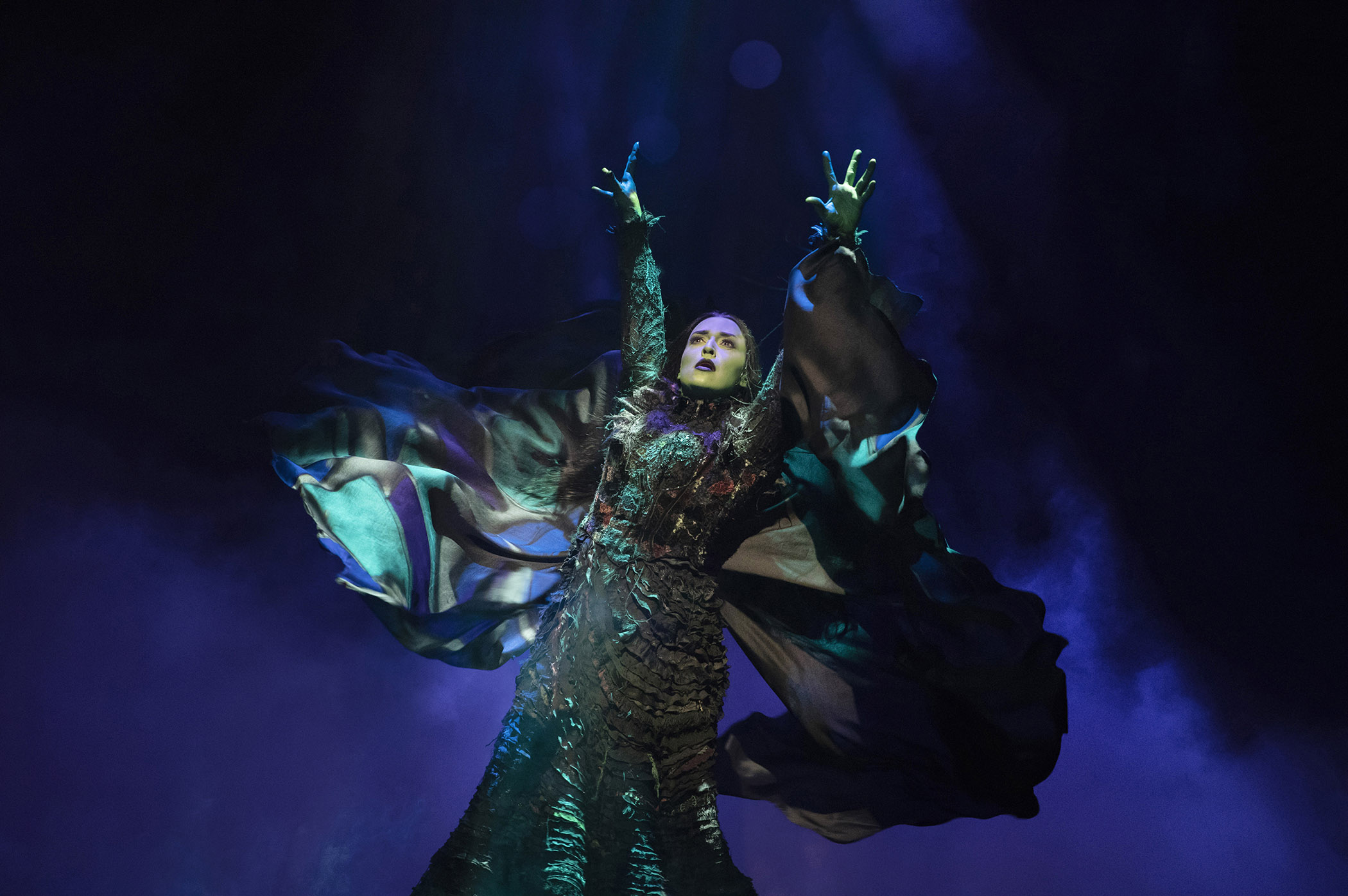"Jessica Vosk in ""Wicked"""