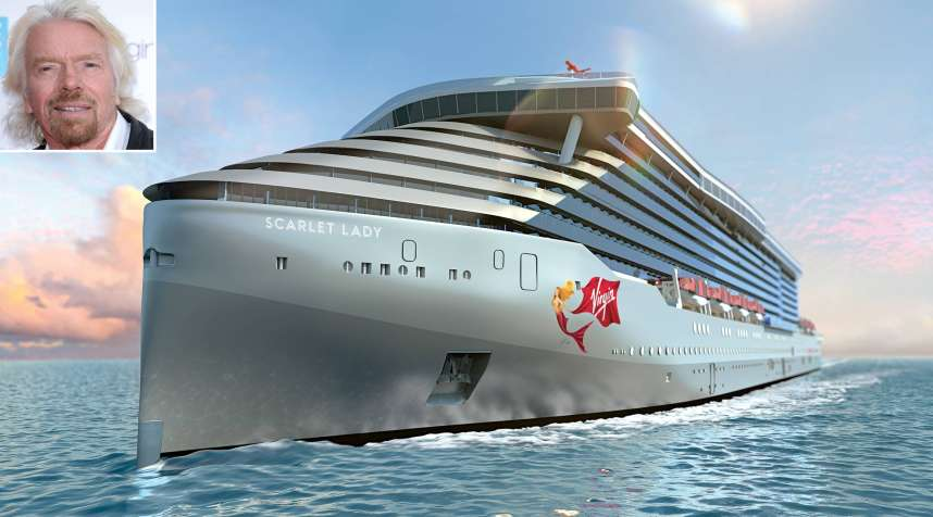 No Kids Allowed! Virgin Voyages Launches Adults-Only Cruise                                               https://app.asana.com/0/32923395333443/1002559636907850/f                                              Credit: Virgin Voyages                                              LONDON, ENGLAND - MARCH 07:  Richard Branson attends We Day UK, a charity event to bring young people together at Wembley Arena on March 7, 2014 in London, England.  (Photo by Karwai Tang/WireImage)