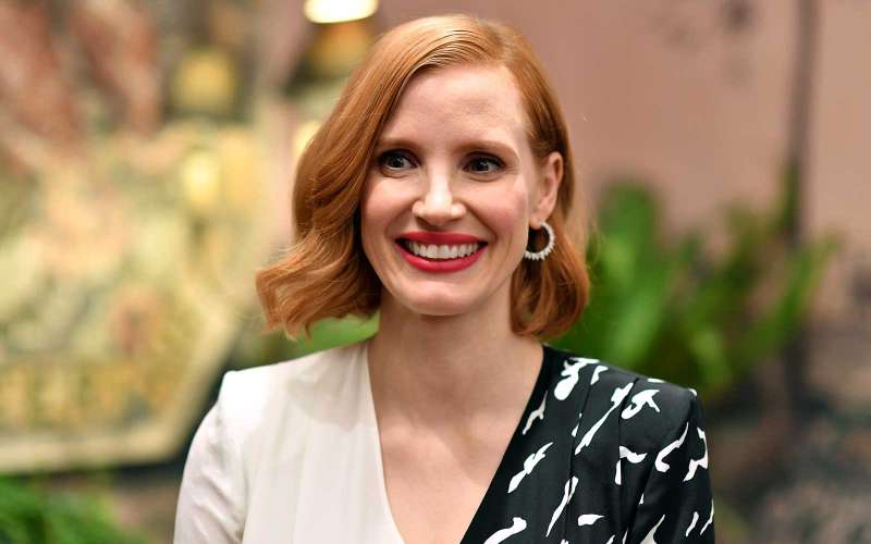 US actress Jessica Chastain attends the New York Special Screening of 'Woman Walks Ahead' at Whitby Hotel on June 26, 2018 in New York City. (Photo by ANGELA WEISS / AFP)        (Photo credit should read ANGELA WEISS/AFP/Getty Images)