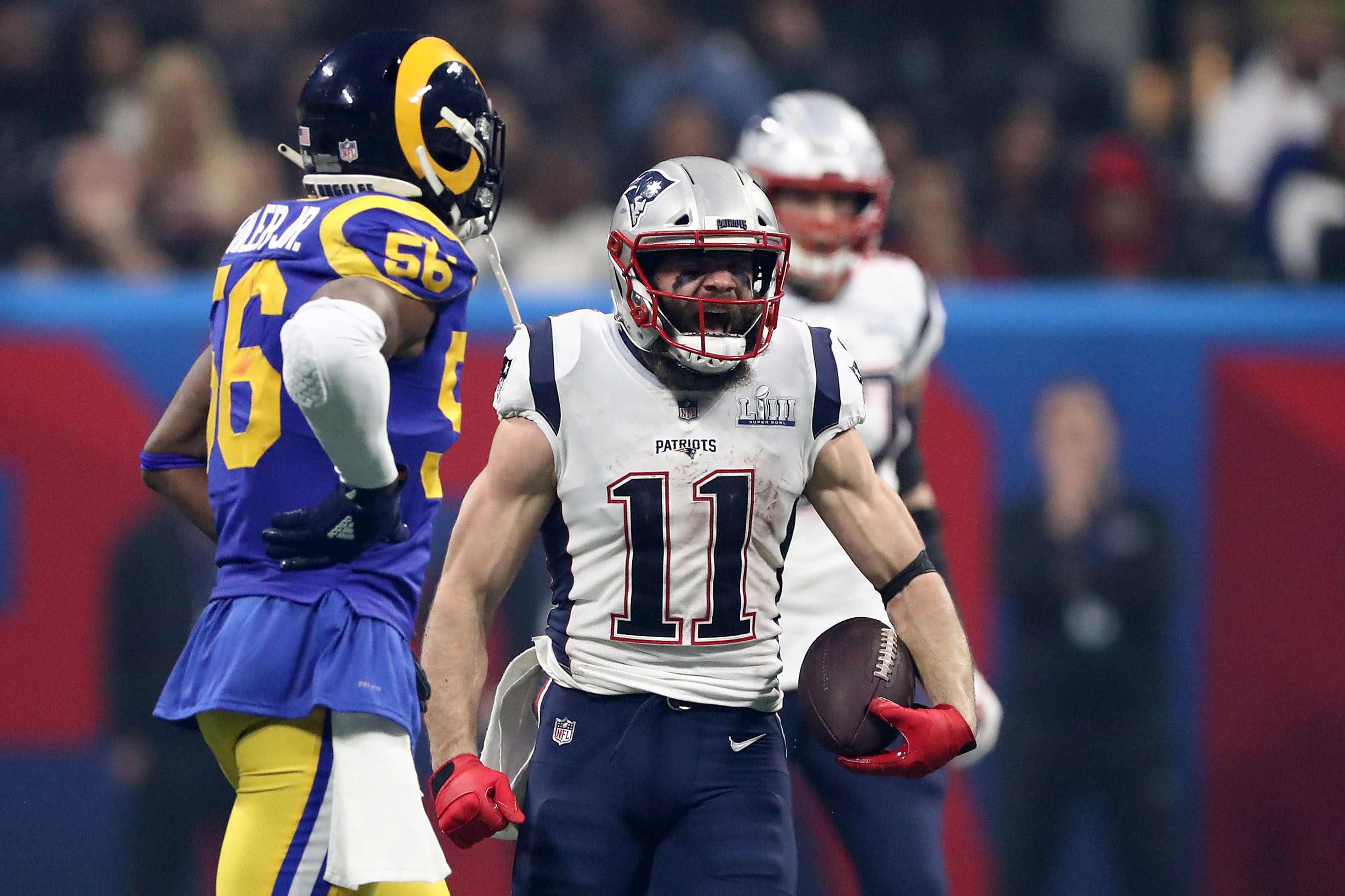 Julian Edelman How Much Patriots Super Bowl 2019 Mvp Makes Money