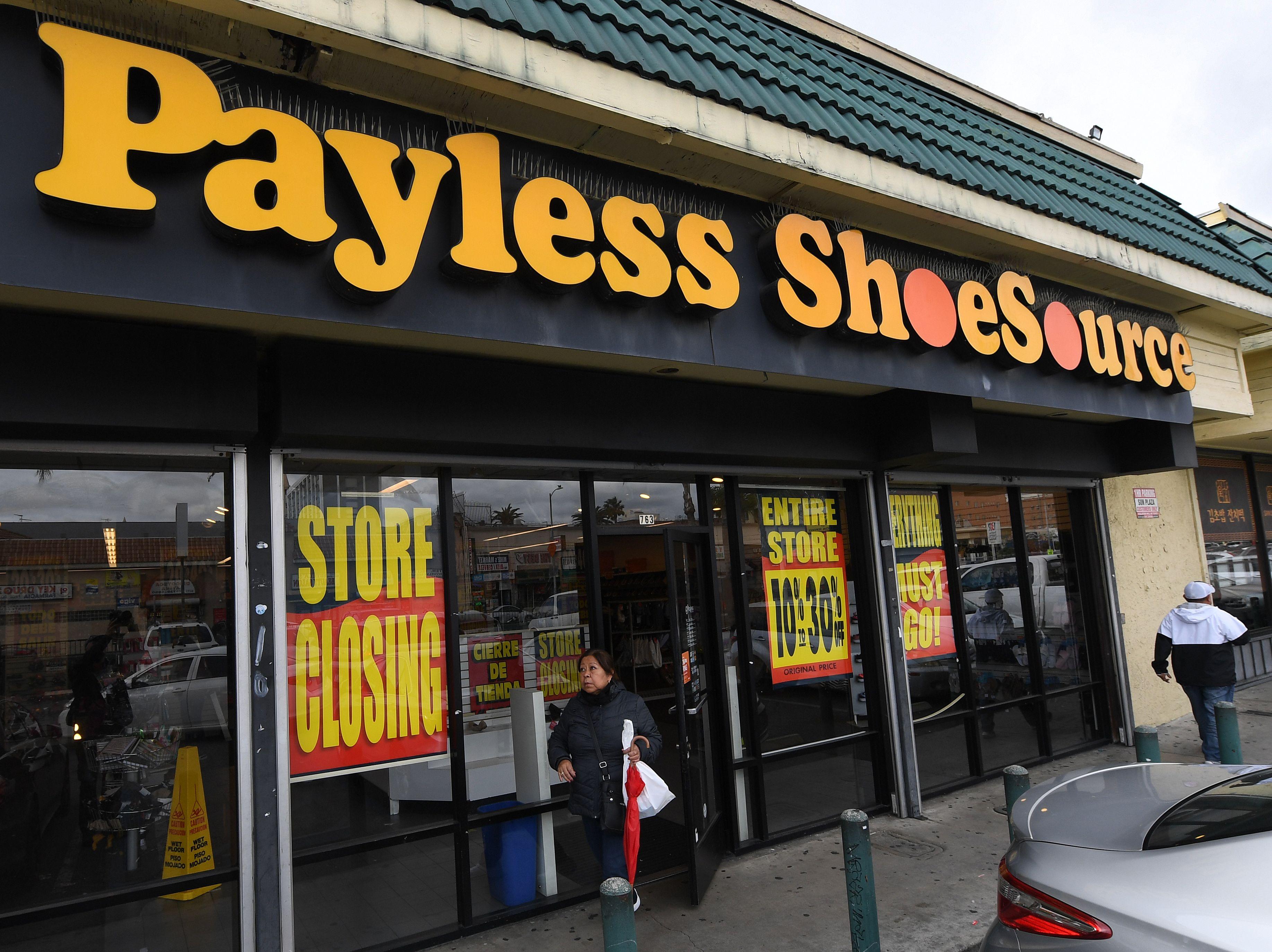 Payless Liquidation Sale 2019: Payless