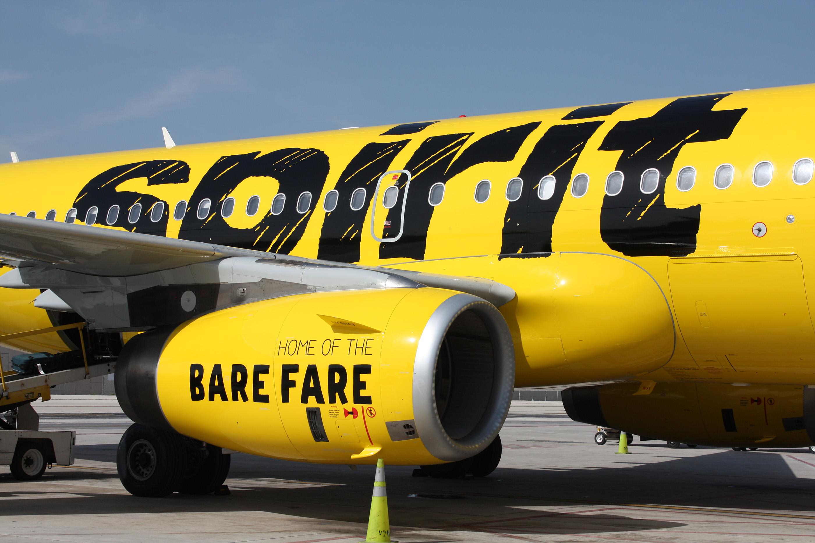 Spirit Airline