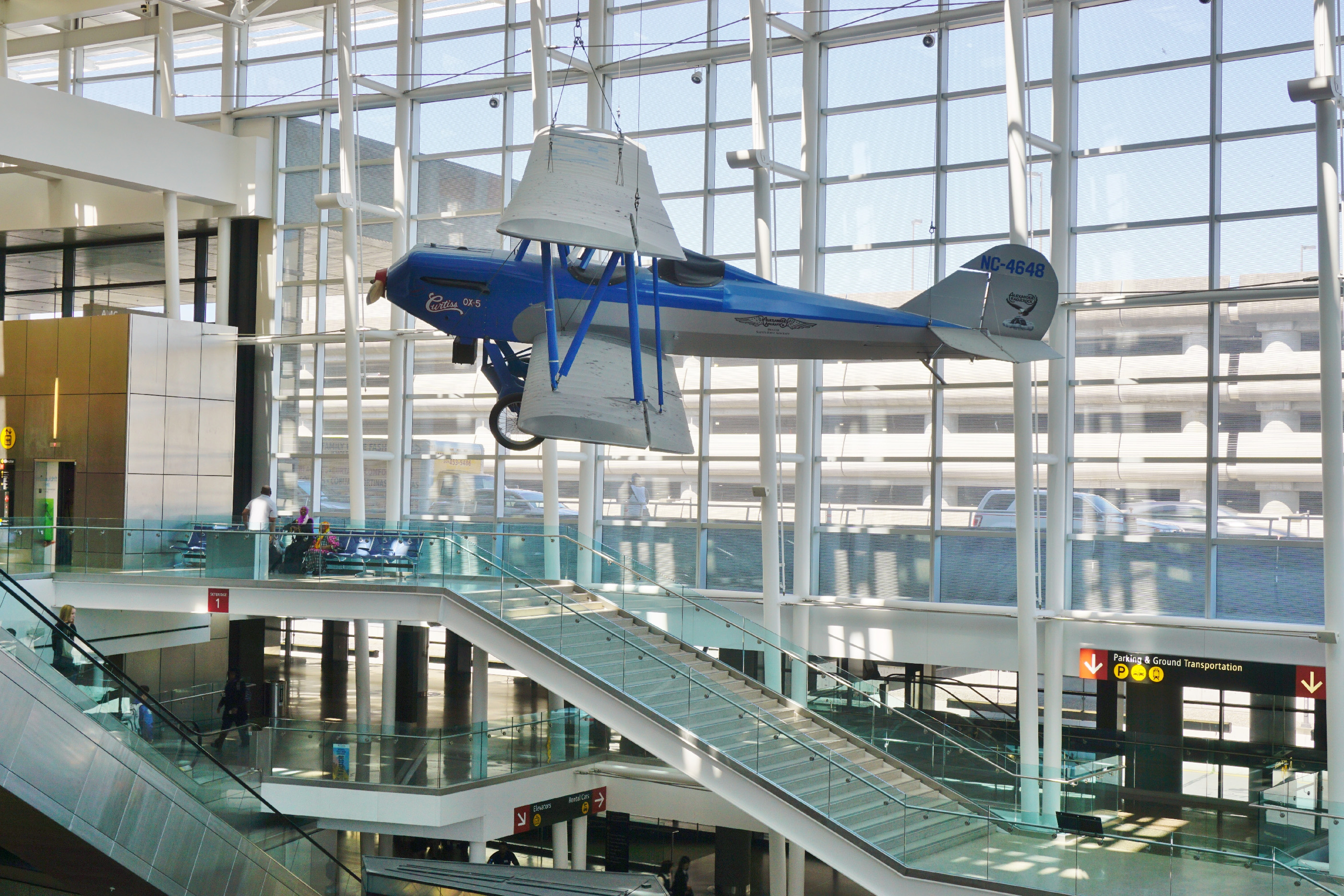 The Sea-Tac Seattle-Tacoma International Airport (SEA) is the largest airport in the Pacific Northwest of the United States. It is a main hub for Alaska Airlines.