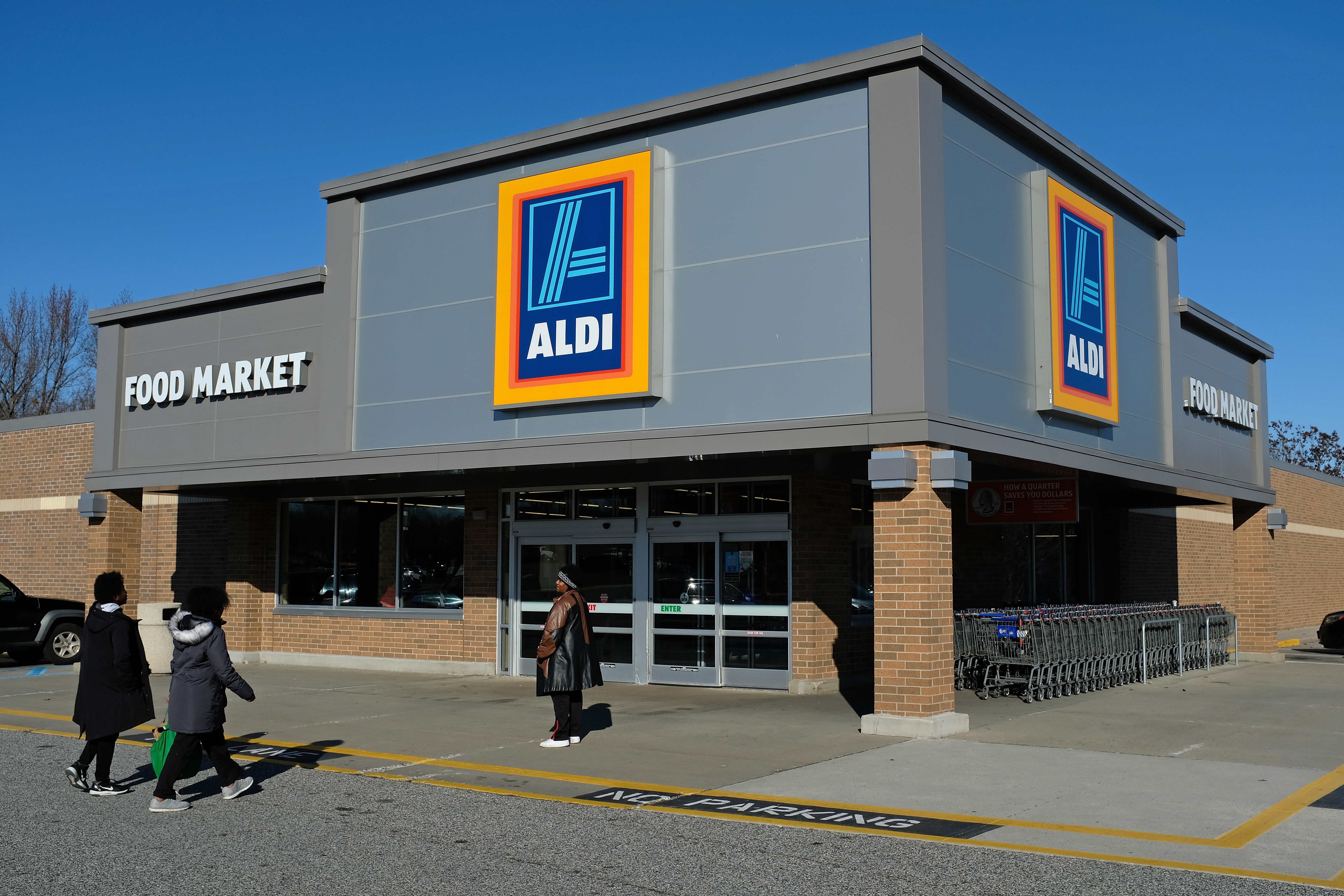 Aldi Store In Maryland