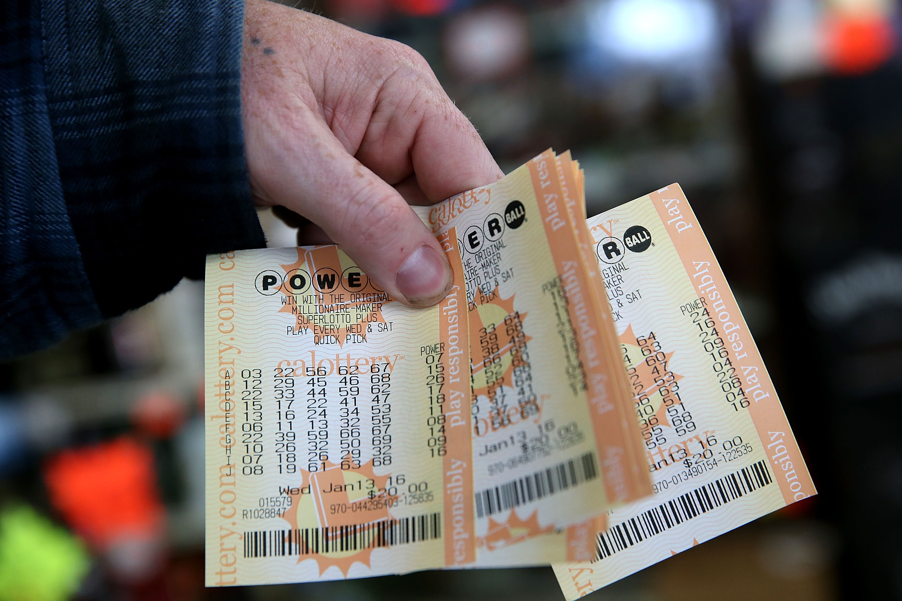Powerball Jackpot Deadline To Buy Powerball Tickets Tonight Money