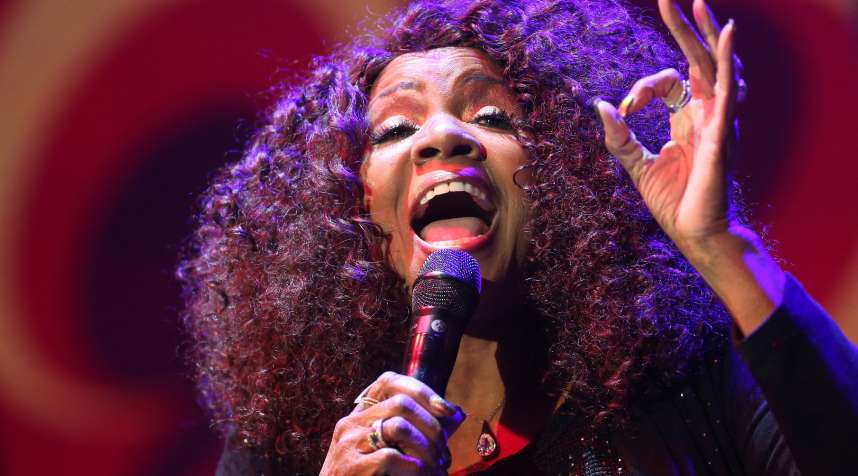 Gloria Gaynor performs during a concert at Verti Music Hall on November 17, 2018 in Berlin, Germany.