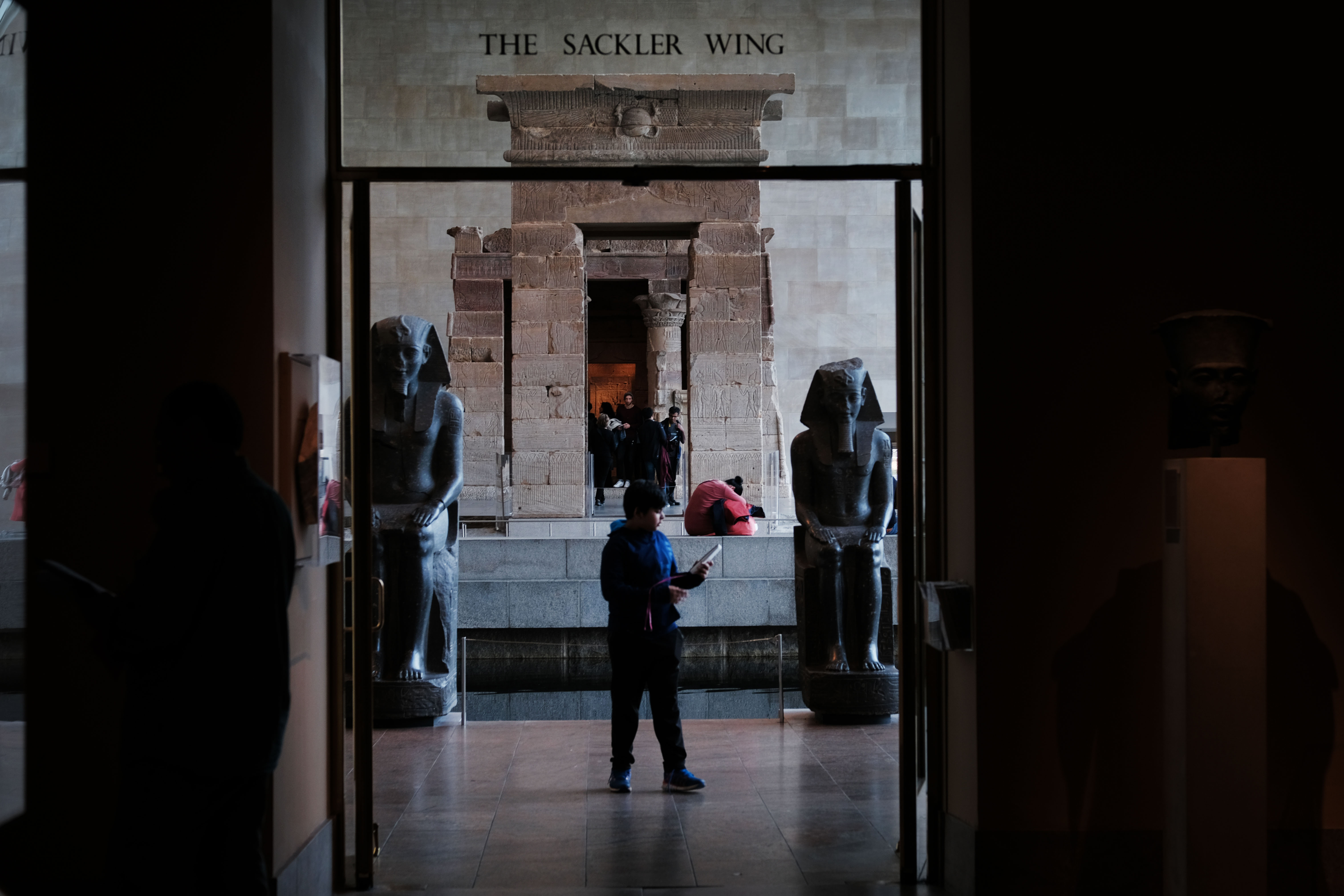 Art Museums Begin To Reject Sackler Family Donations
