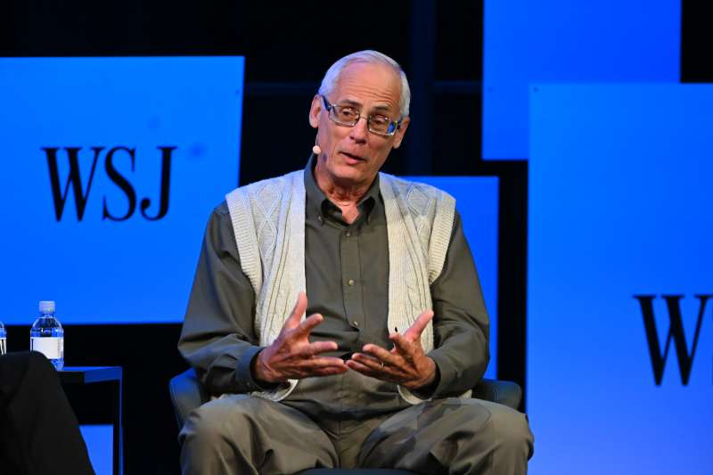 Ted Benna speaks onstage at The Wall Street Journal's Future Of Everything Festival at Spring Studios on May 20, 2019 in New York City.