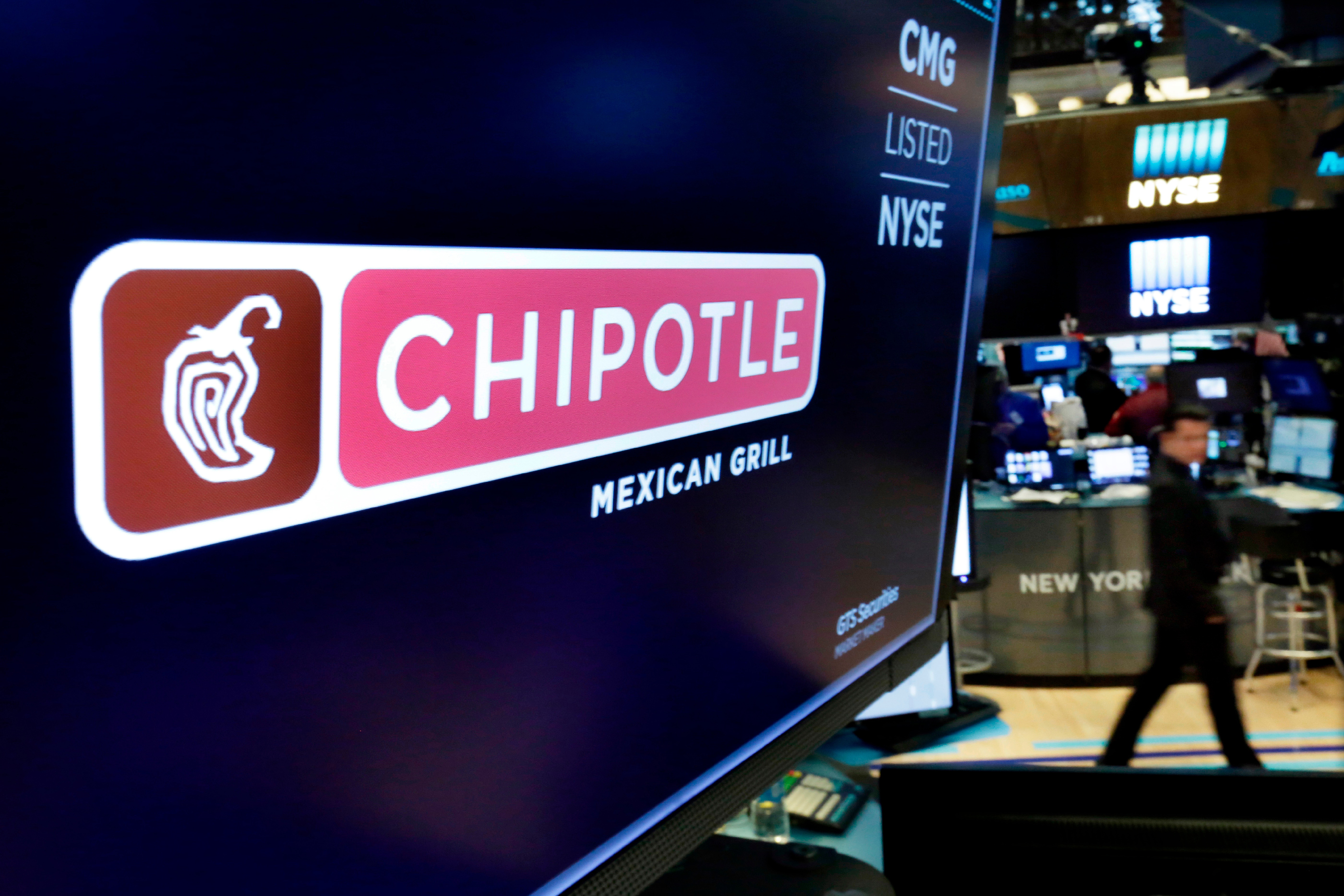 Chipotle Customers Fled in Droves After a String of Health Scares. Now It's One of 2019's Hottest Stocks