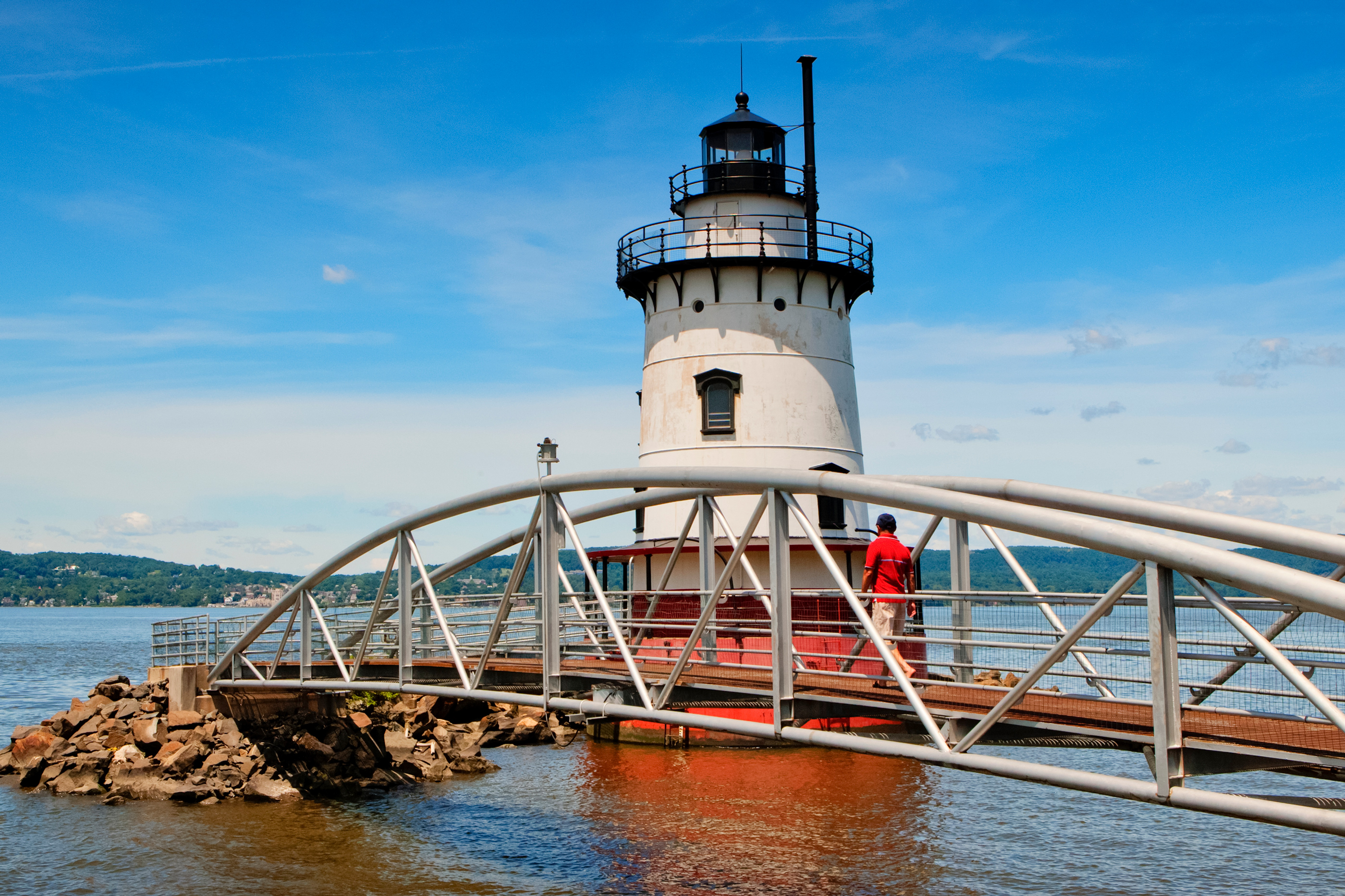 Sleepy Hollow Lighthouse, Sleepy Hollow, New York