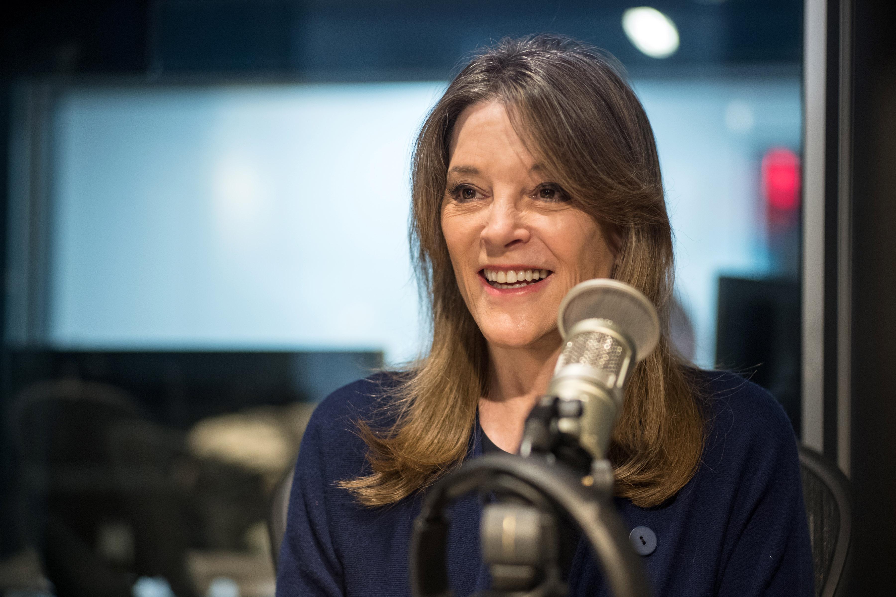 Celebrities Visit SiriusXM - March 7, 2019