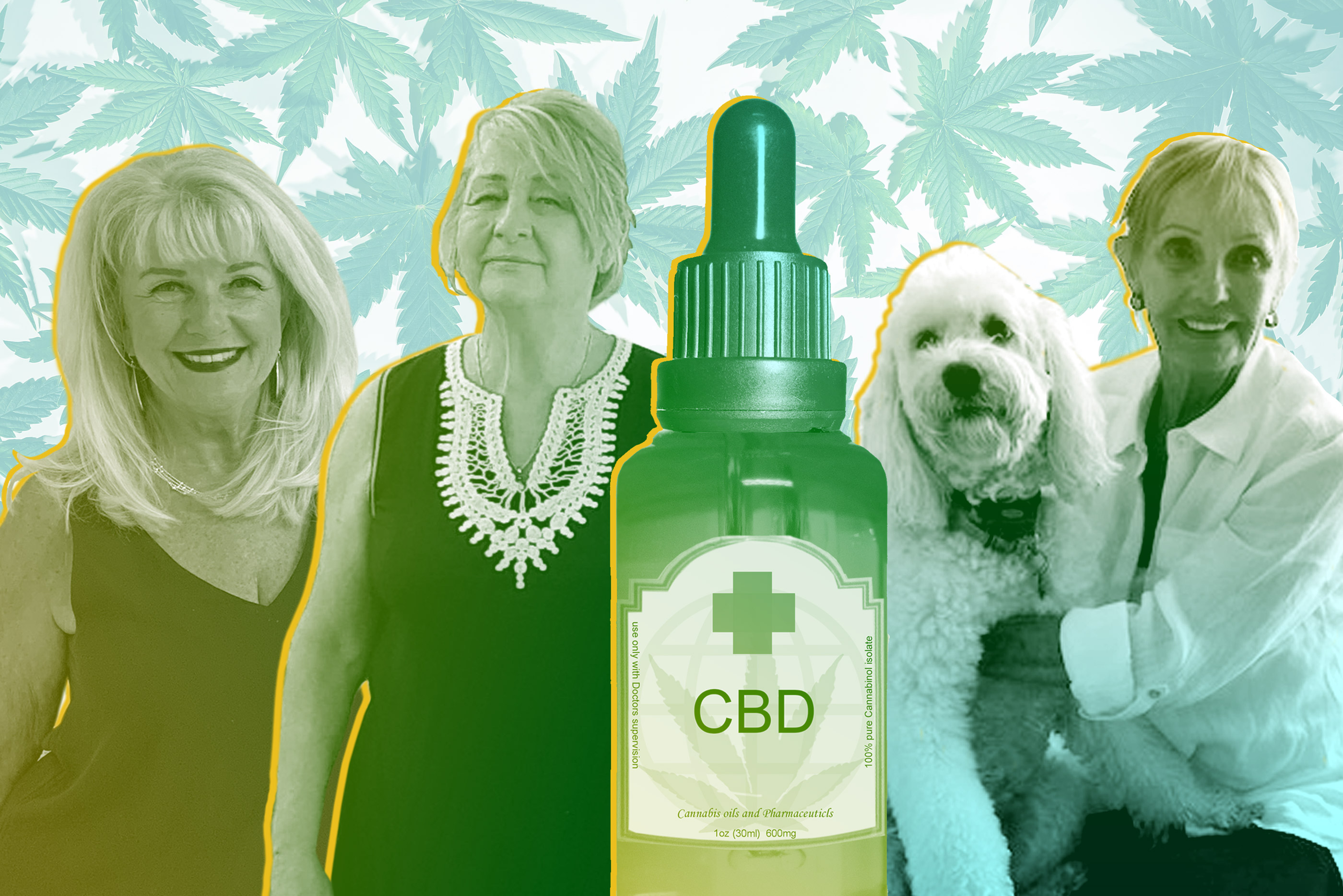 Retirees Are Jumping Into the CBD Boom—and Loving It. Here's What to Know Before You Try, According to Experts
