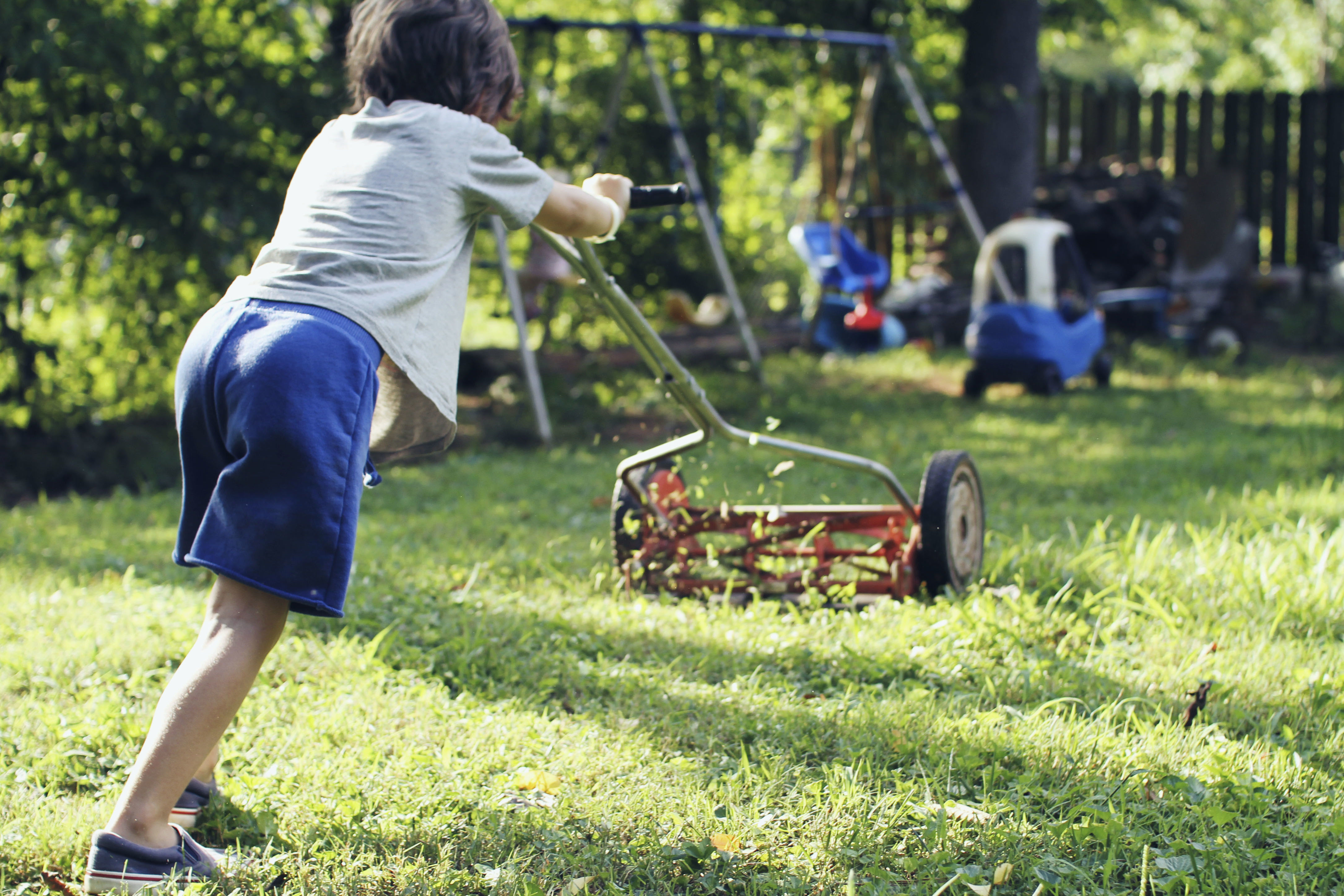 Kids Who Do Chores Become More Successful Adults, According to Harvard Researchers