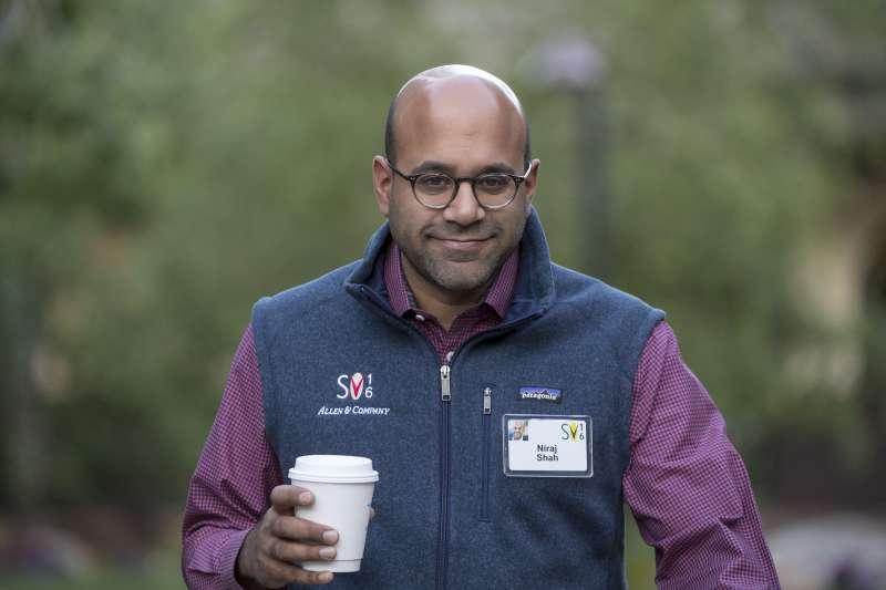Niraj Shah, CEO of Wayfair LLC.