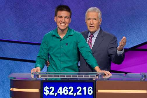 <em>Jeopardy!</em> Champ James Holzhauer Donated a Portion of His Winnings to Cancer Research in Alex Trebek's Name
