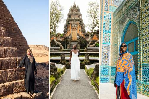She's Visited 175 Countries and Expects to Become the First Black Woman to Visit Every Country in the World. Here Are Her Favorite Travel Tips