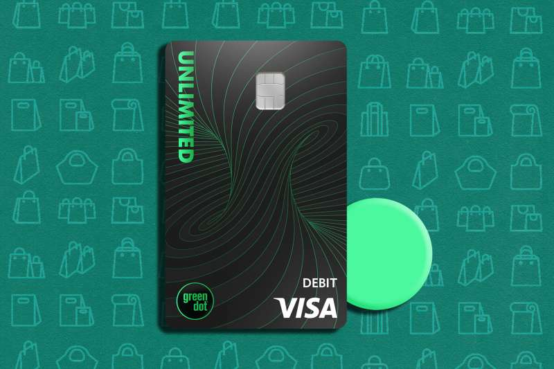 Green Dot Unlimited Debit Card