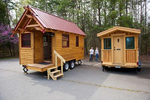 'It's Life-Changing.' How I Saved $100,000 in 5 Years After Moving into a Tiny House