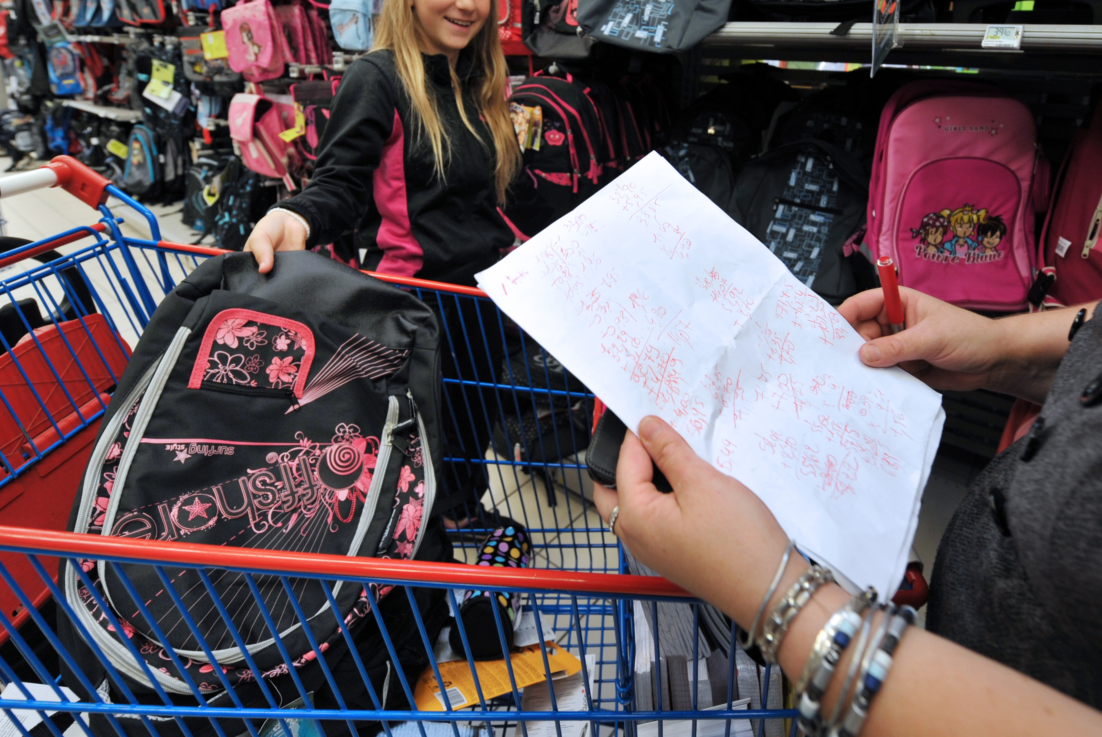 Social Media is Causing Parents to Overspend on School Supplies