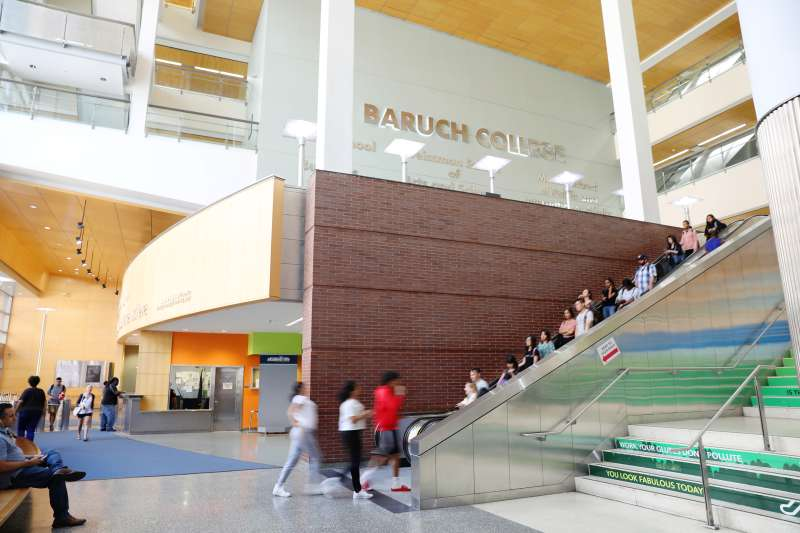 190512 - CUNY Bernard M. Baruch College