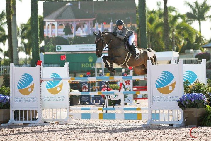 horse racing in Wellington, Florida