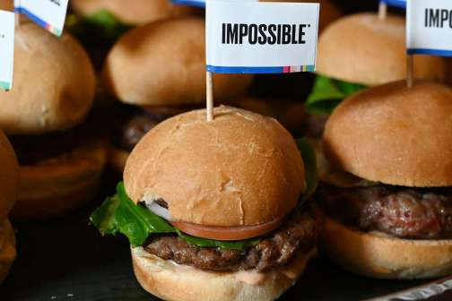 The Impossible Burger Is FinallyComing to Grocery Stores
