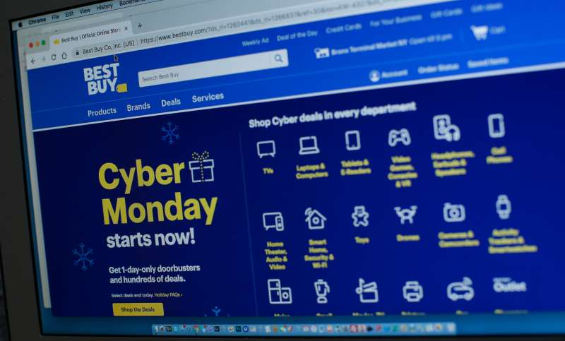 Best Cyber Monday Deals At Amazon Walmart Target Best Buy Money
