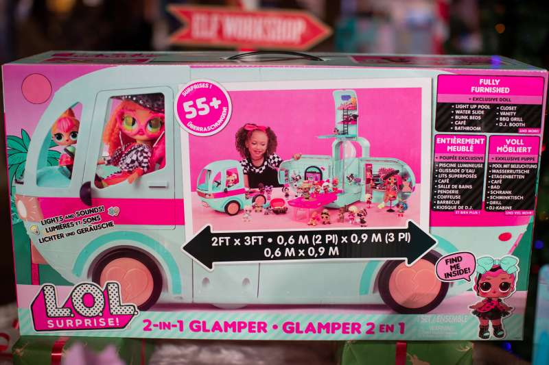 L.O.L Surprise! 2-in-1 Glamper by MGA Entertainment