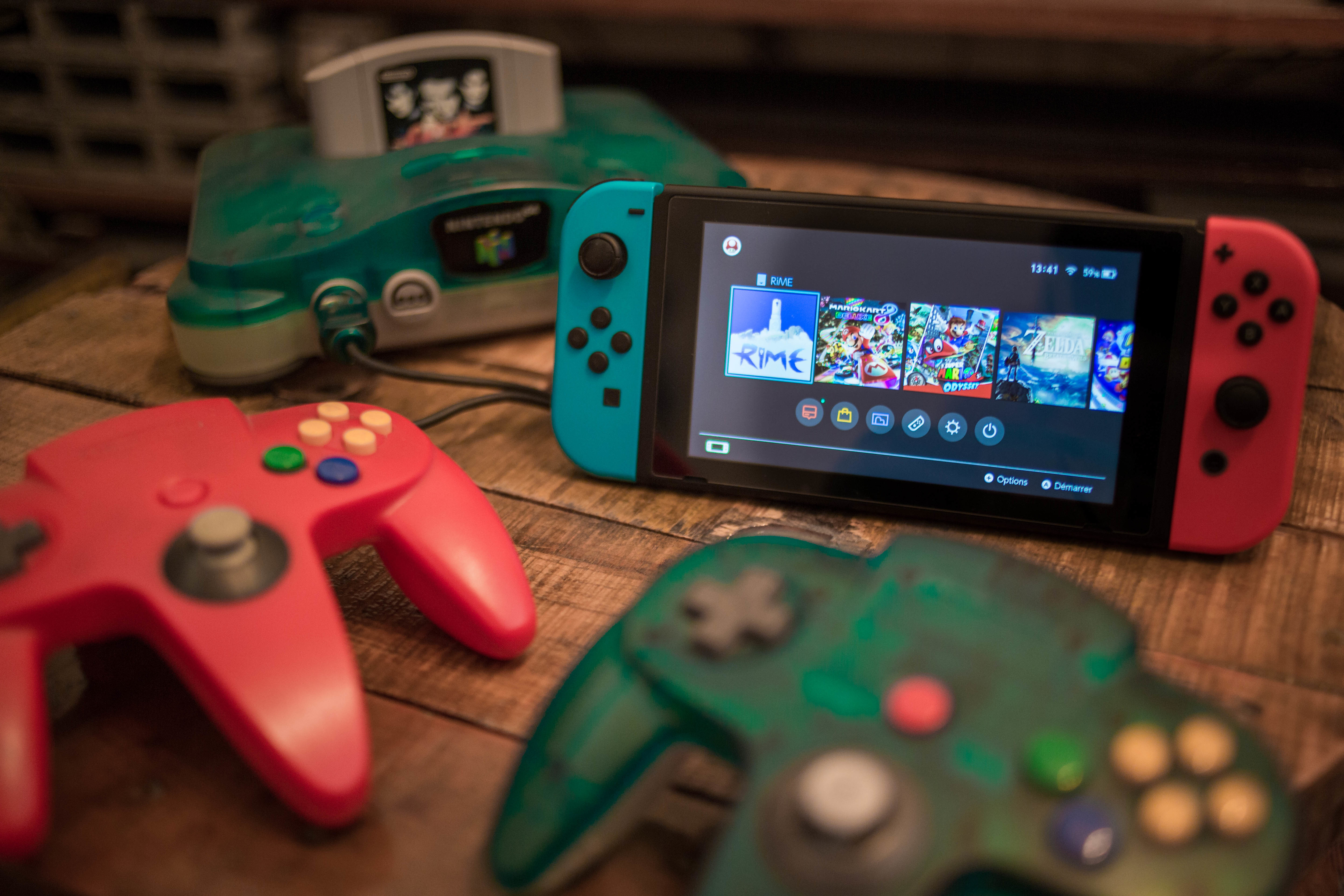 Black Friday Deals Nintendo Switch Bundle At Amazon Target Money