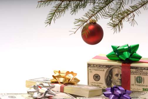 What Most Americans Wish for Around the Holidays Is a Miracle That Would Make Their Debt Disappear