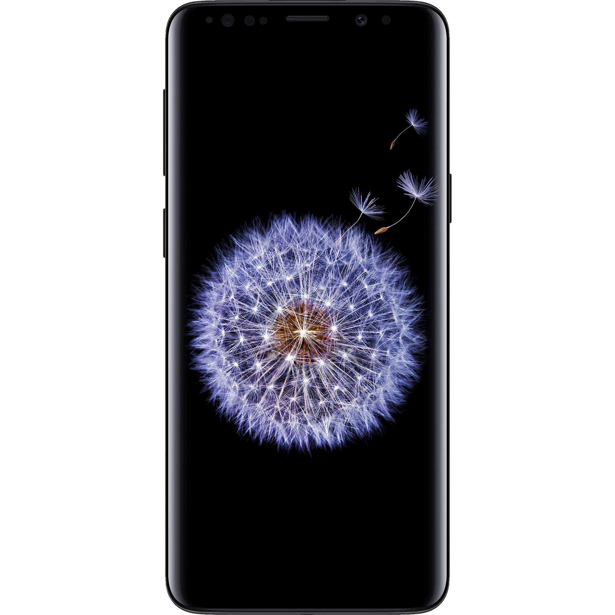 Galaxy S9 – Black