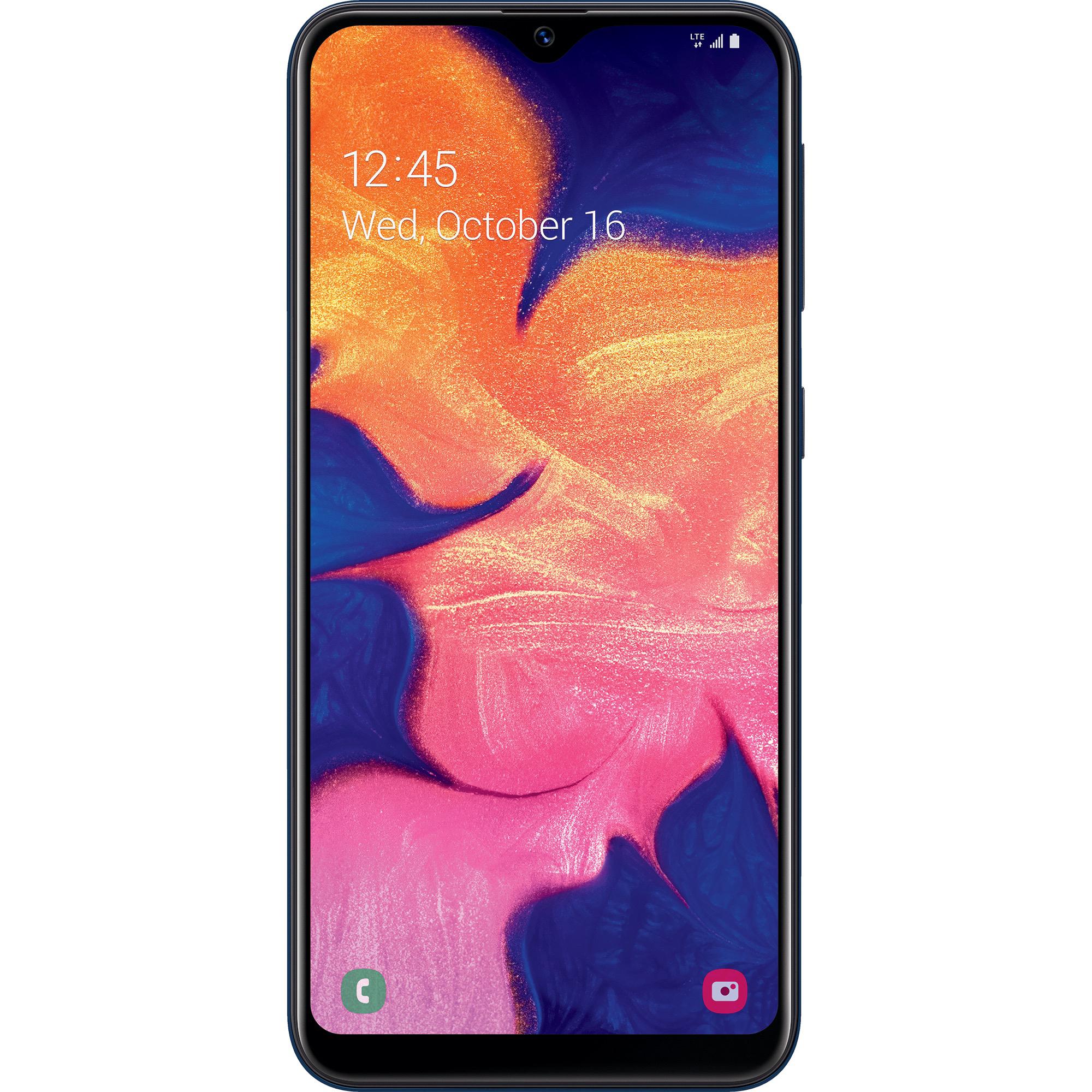 Tracfone Galaxy A10e - Black