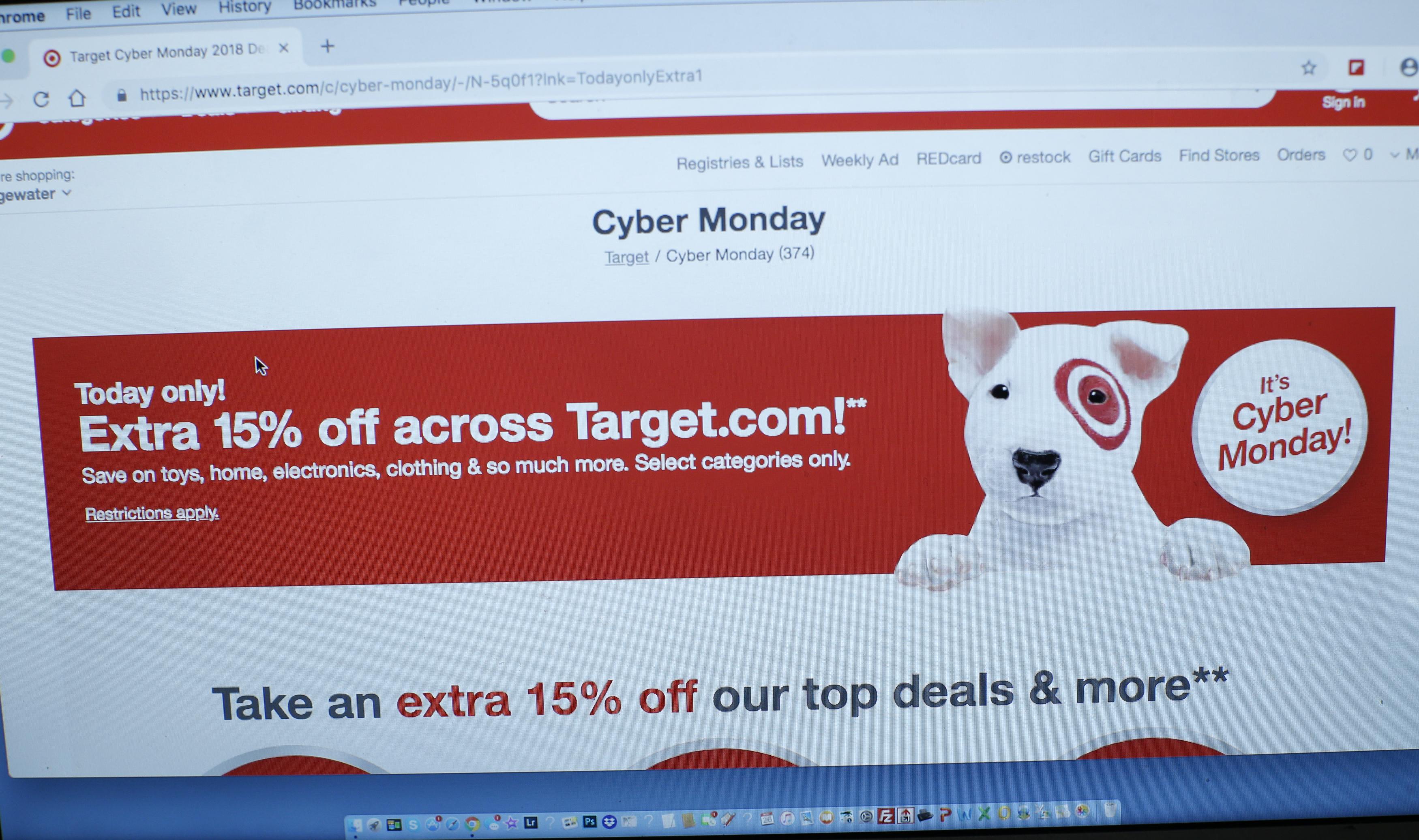 Target Cyber Monday Deals Best Cyber Monday Sales At Target Money