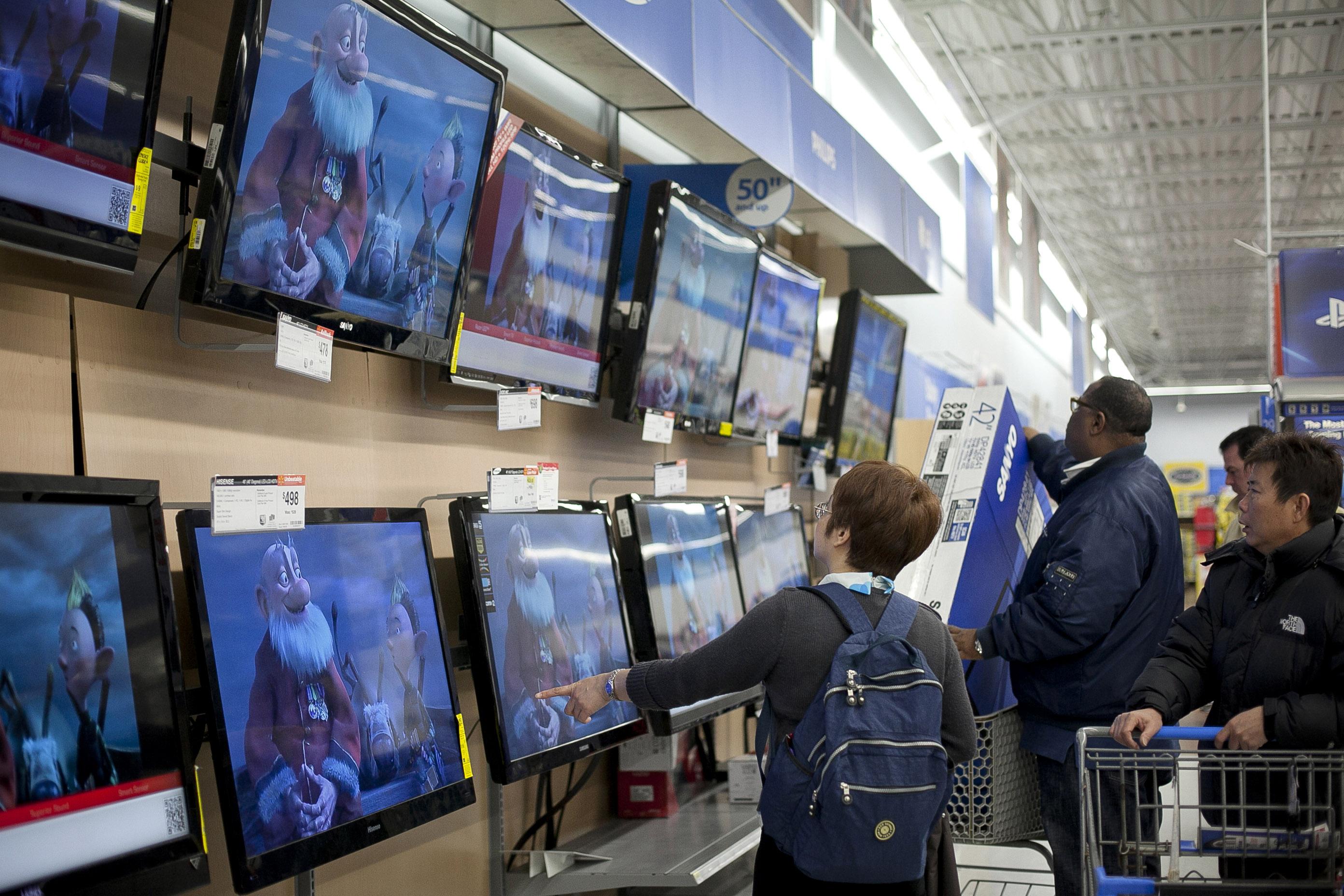 Walmart Deals Pre Black Friday Sale On Smart Tvs Laptops Money