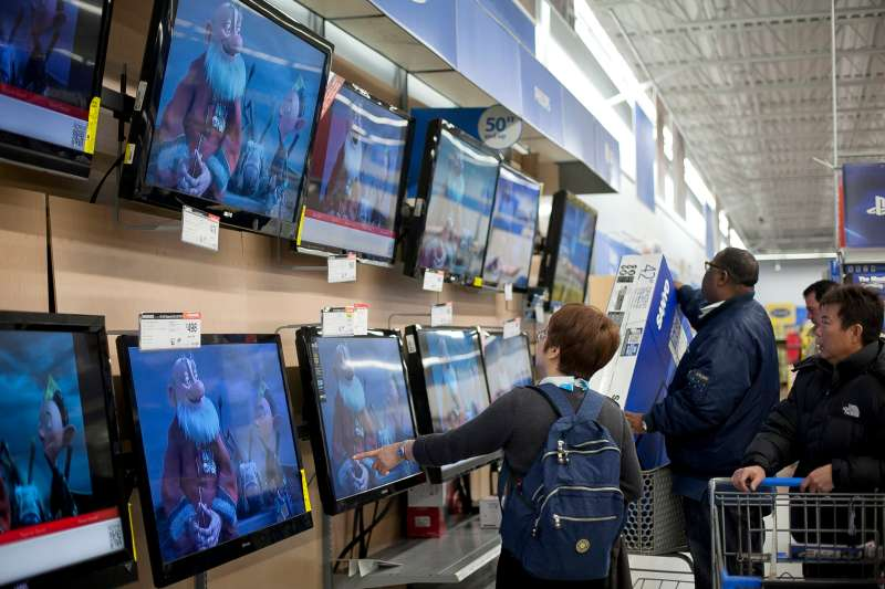 TV deals are always hot at Walmart — before, during, and after Black Friday.