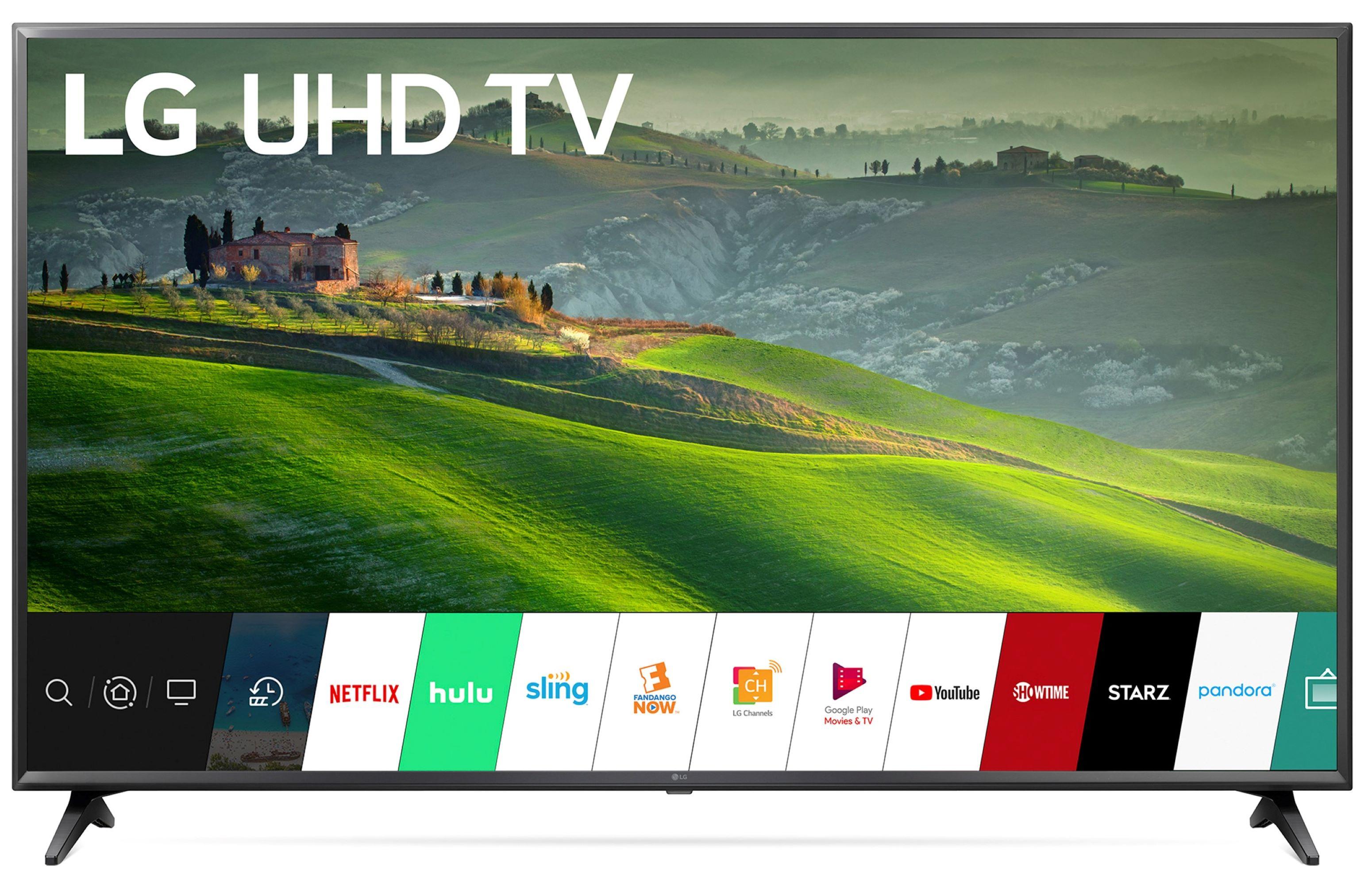 Best Tv Deals At Walmart Best Buy Low Prices On Smart Tvs Money