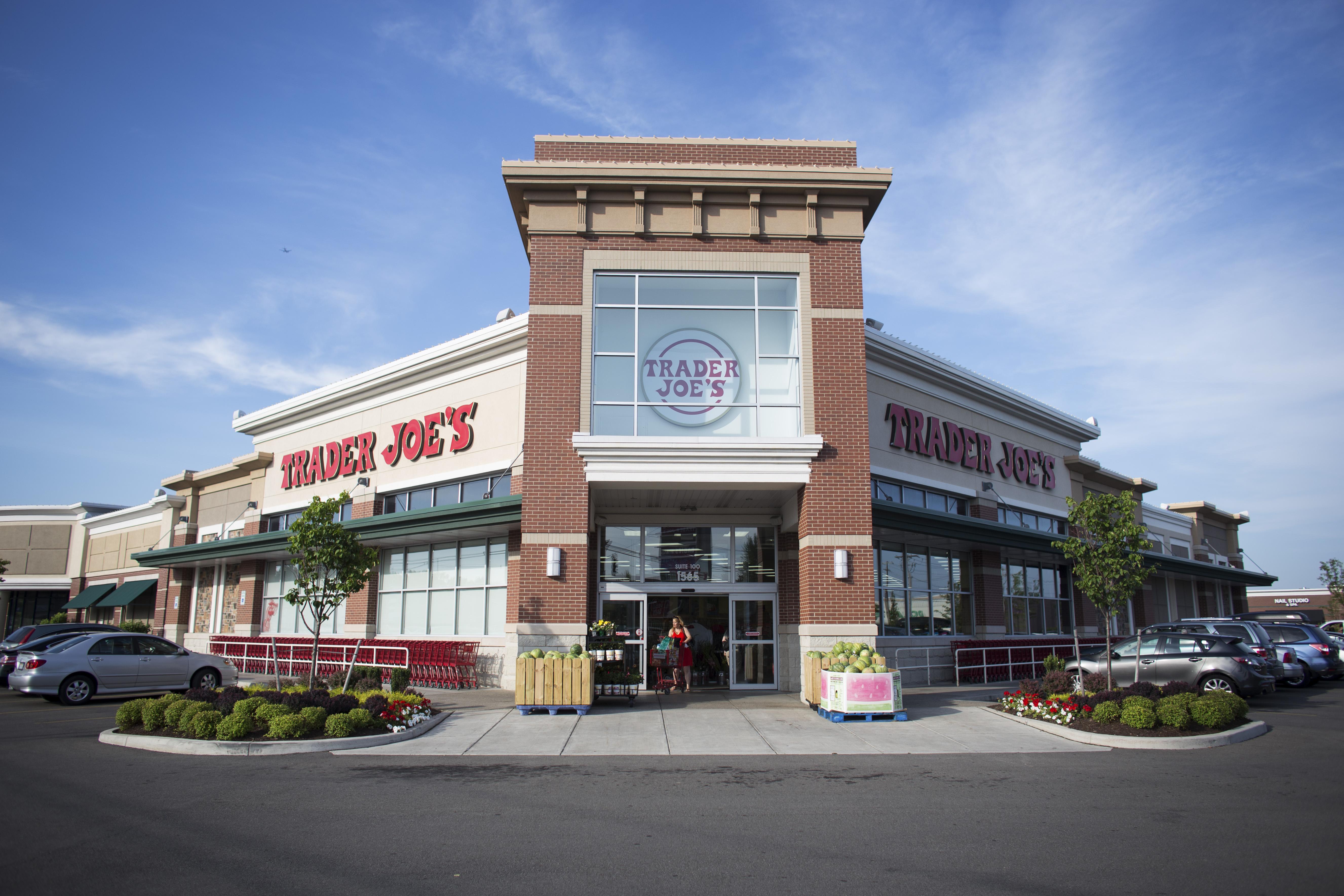 Trader Joe's in Buffalo, NY.