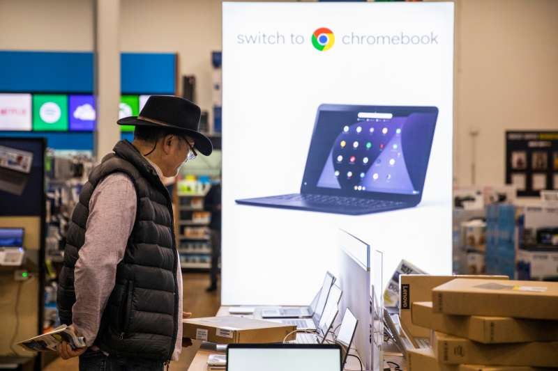 Best Laptop Deals Chromebook Sale At Best Buy And Amazon Money