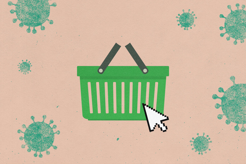 Coronavirus Online Shopping At Amazon Walmart And Target Money