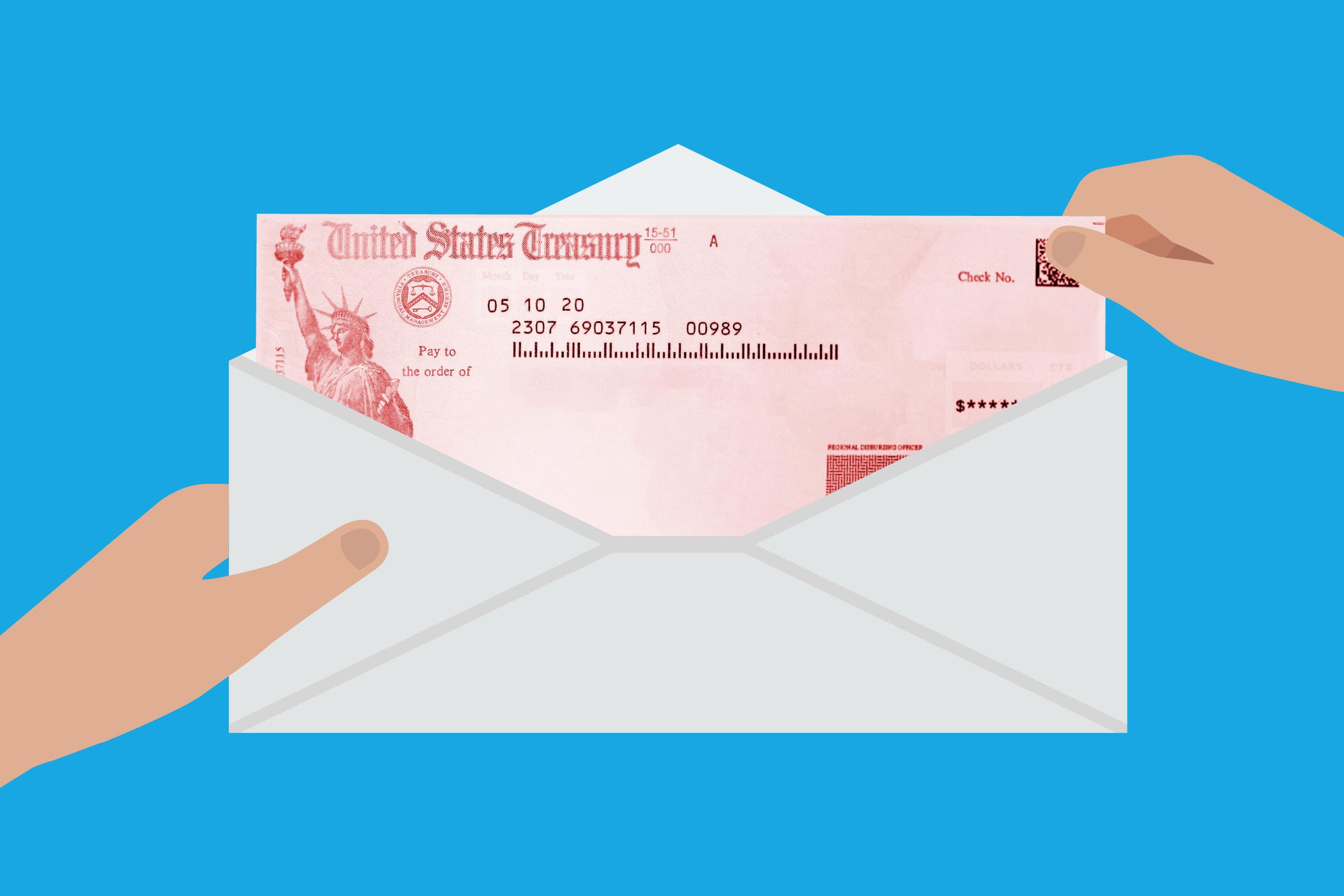 Coronavirus Stimulus Check: When Will IRS Send $1,200 Checks   Money