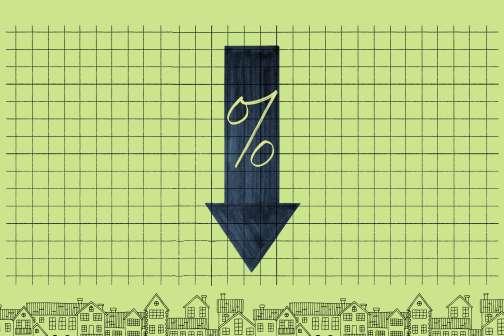 Current Mortgage Rates: Interest Rates Drop