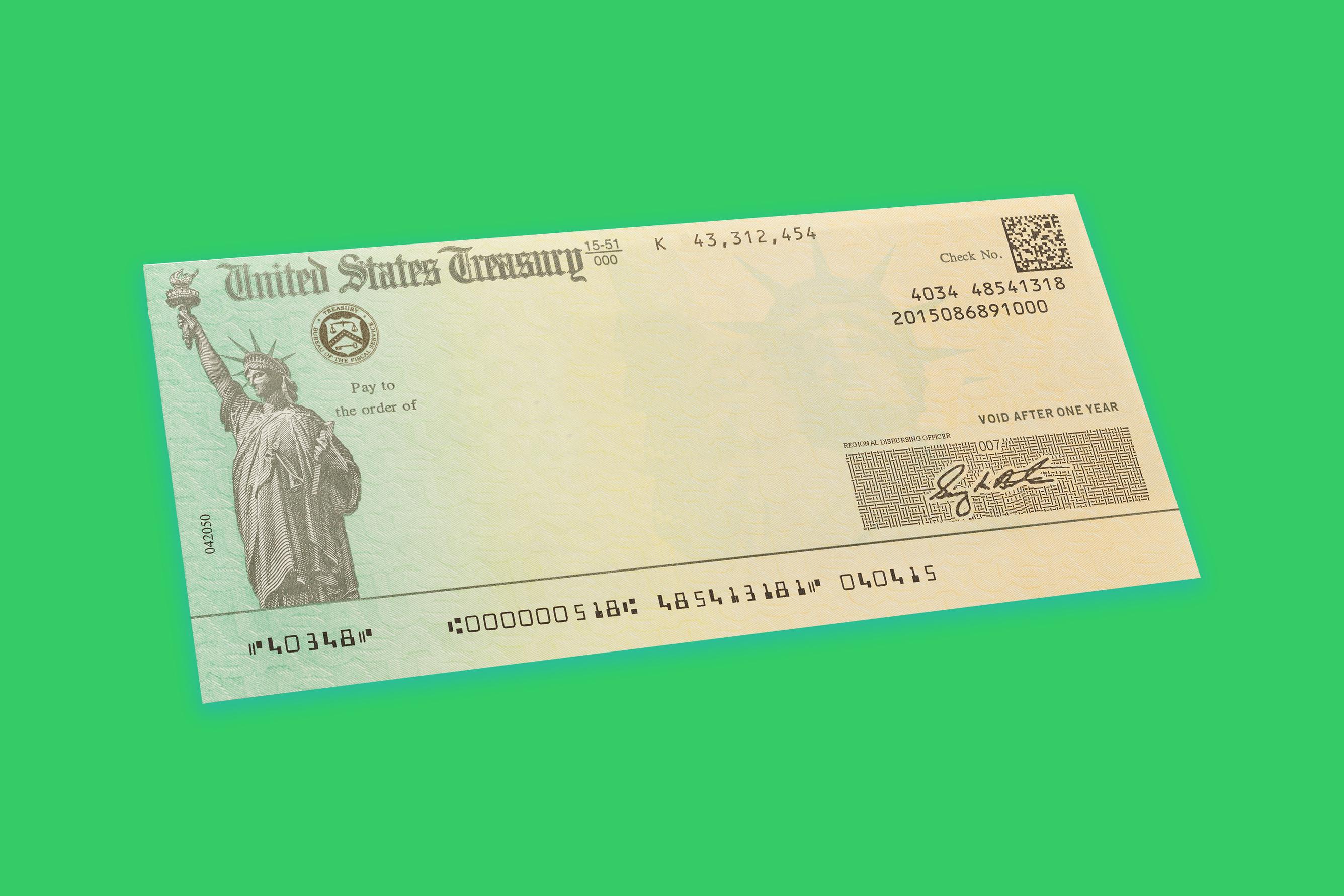 Stimulus Check Direct Deposit Deadline: IRS Get My Payment   Money