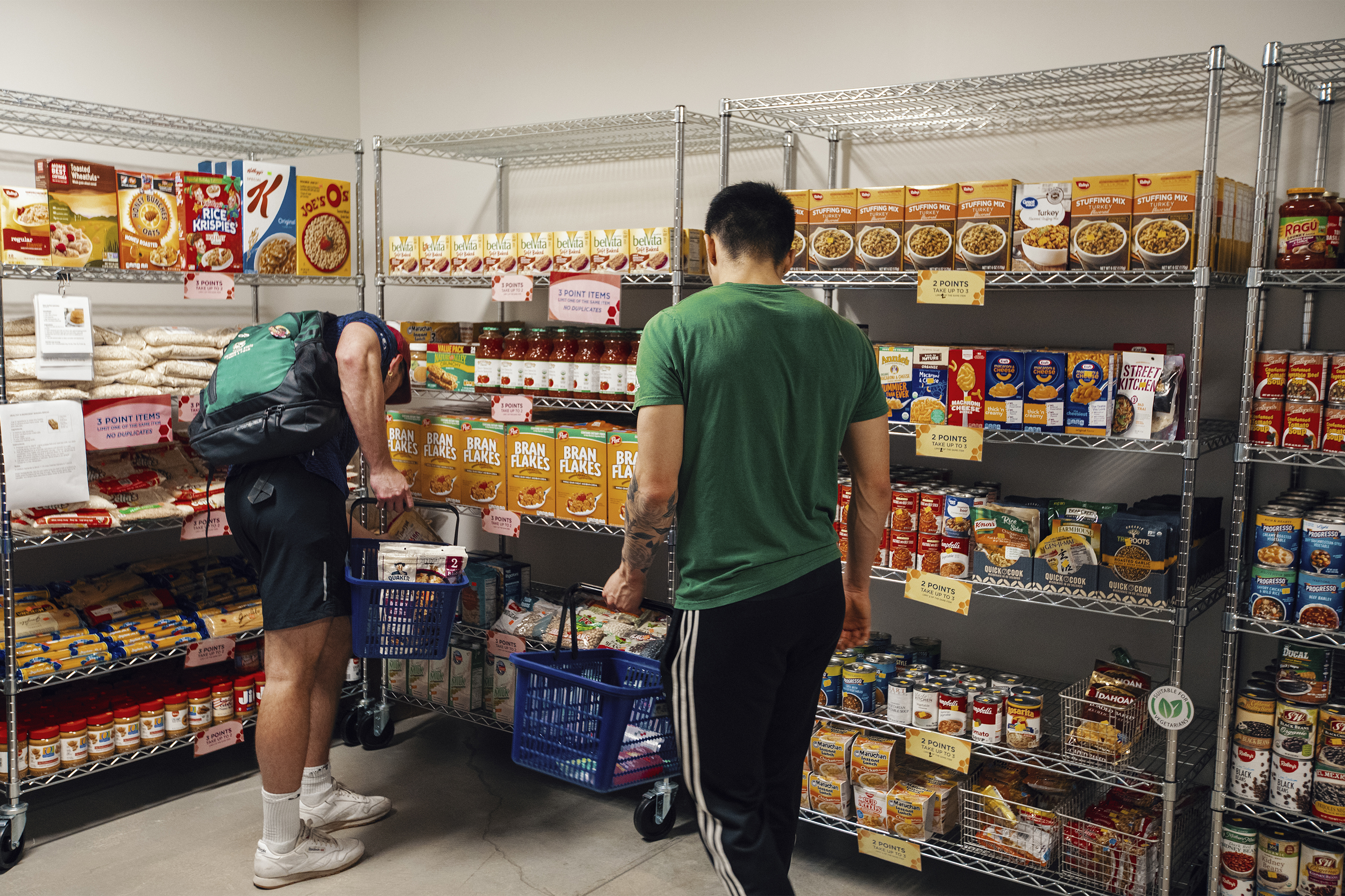 College Students Are Facing Increased Homelessness and Food Insecurity Since the Coronavirus Closed Campuses