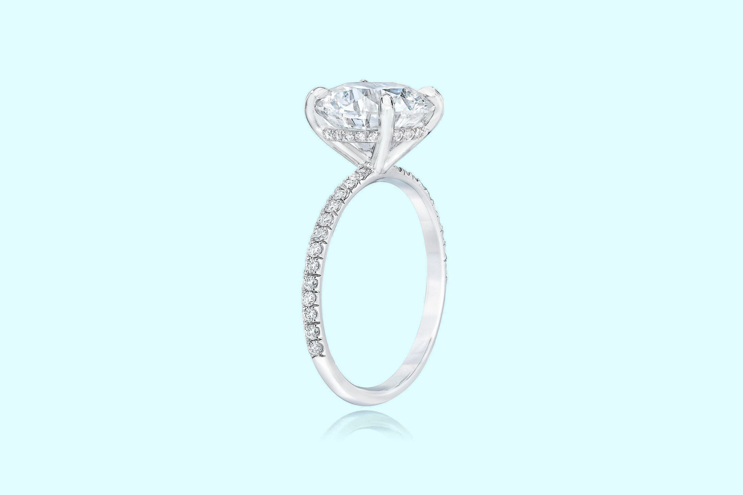 How To Buy An Engagement Ring Diamond Ring Shopping Guide Money