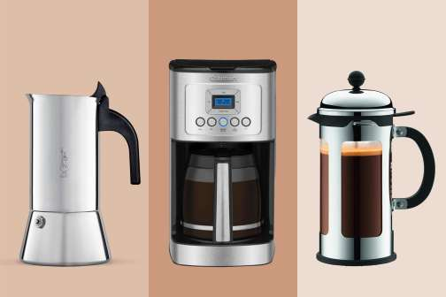 The Best Coffee Makers for Your Money — and Barista Tips for Brewing the Perfect Cup at Home